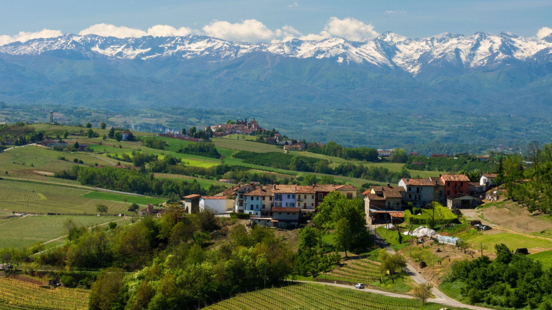 Short stay in beautiful Monferrato